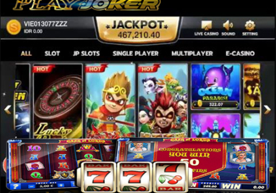 Bandar Judi Agen Joker123 Slot Online Legal